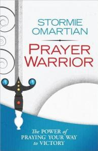 Prayer Warrior Book Cover